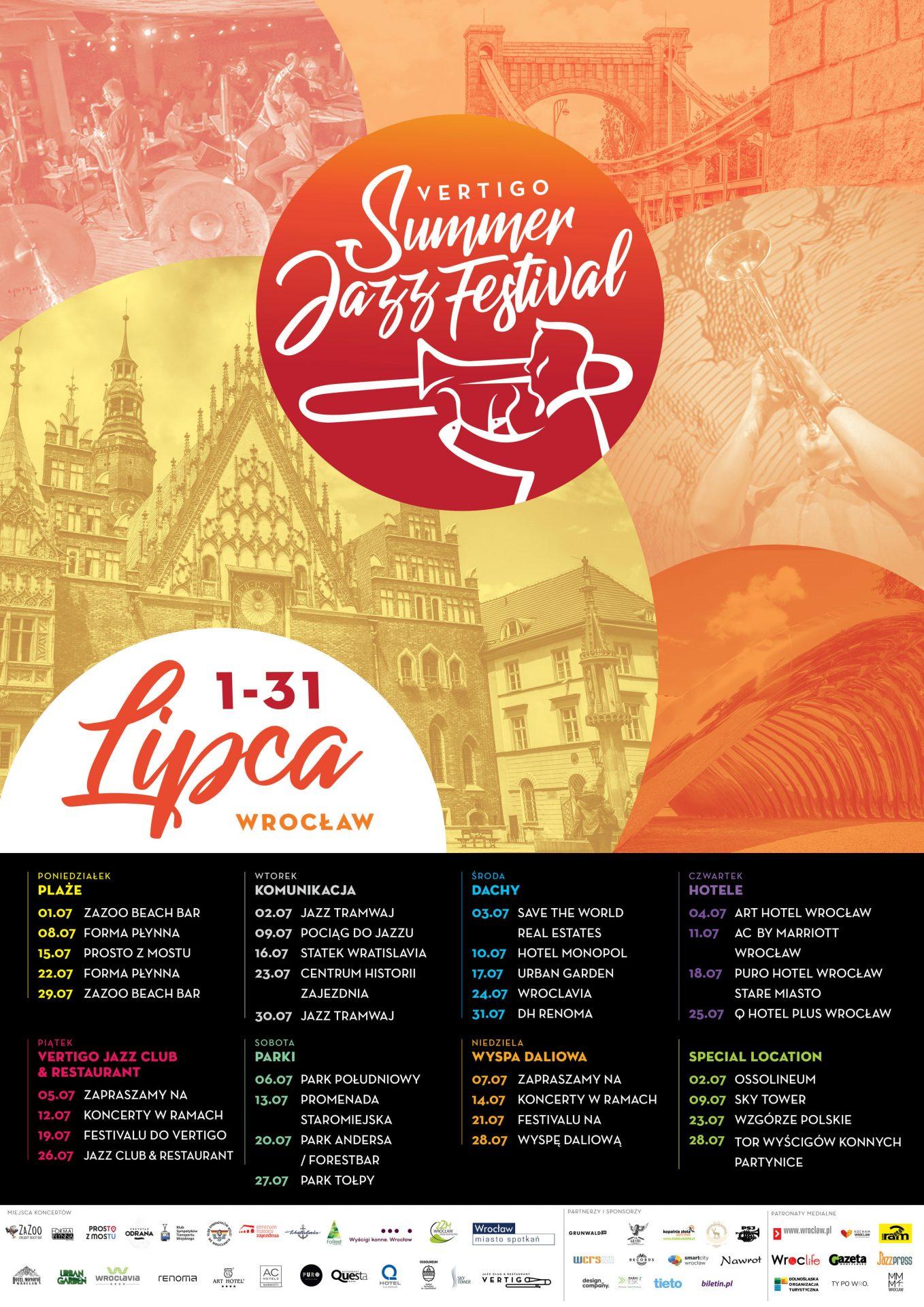 Plakat Festivalu