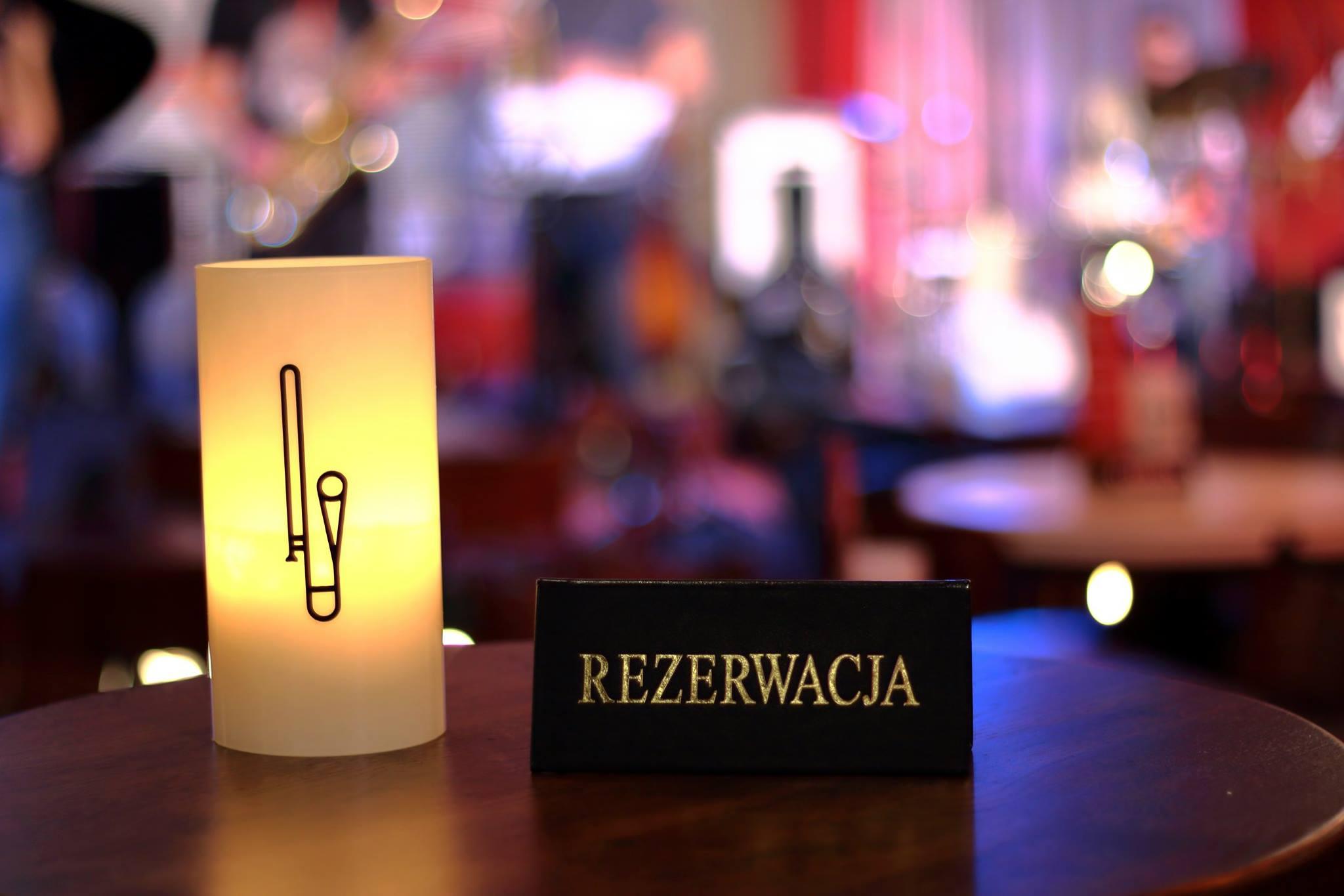 Vertigo Jazz Club & Restaurant rezerwacja