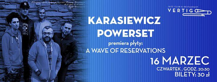 Featured image for 'Karasiewicz Powerset - premiera płyty \'