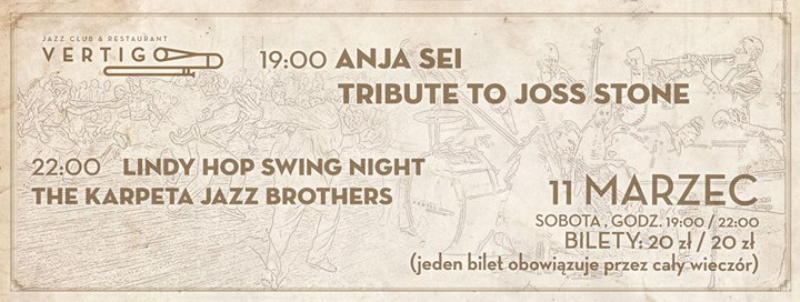 Featured image for 'Anja Sei Tribute To Joss Stone / The Karpeta Jazz Brothers'