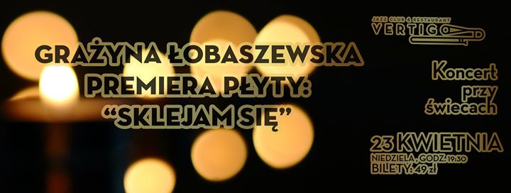 Featured image for 'Grażyna Łobaszewska - premiera płyty \'