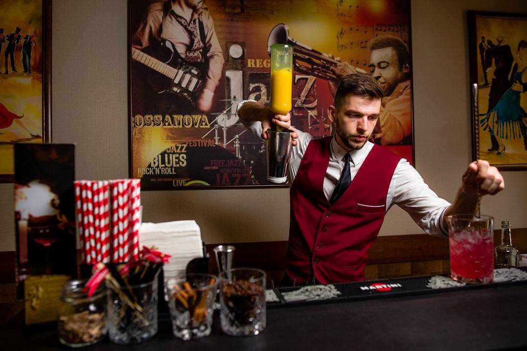 Mobilny Bar Vetigo - karol