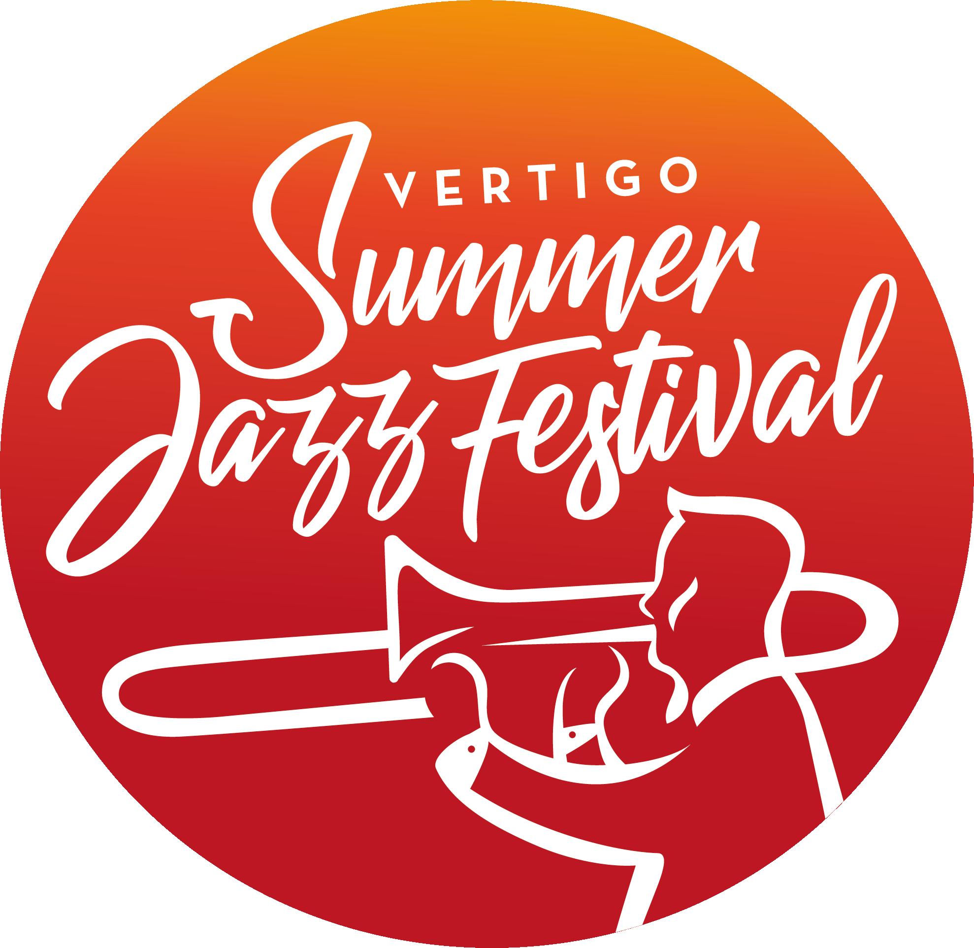 Vertigo Summer Jazz Logo
